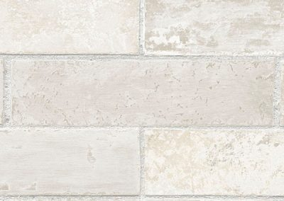 faux brick in neutrals wallcovering
